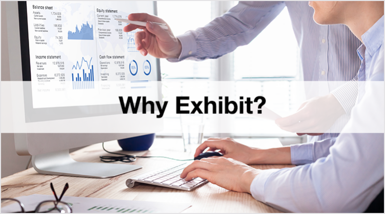 Why Exhibit?